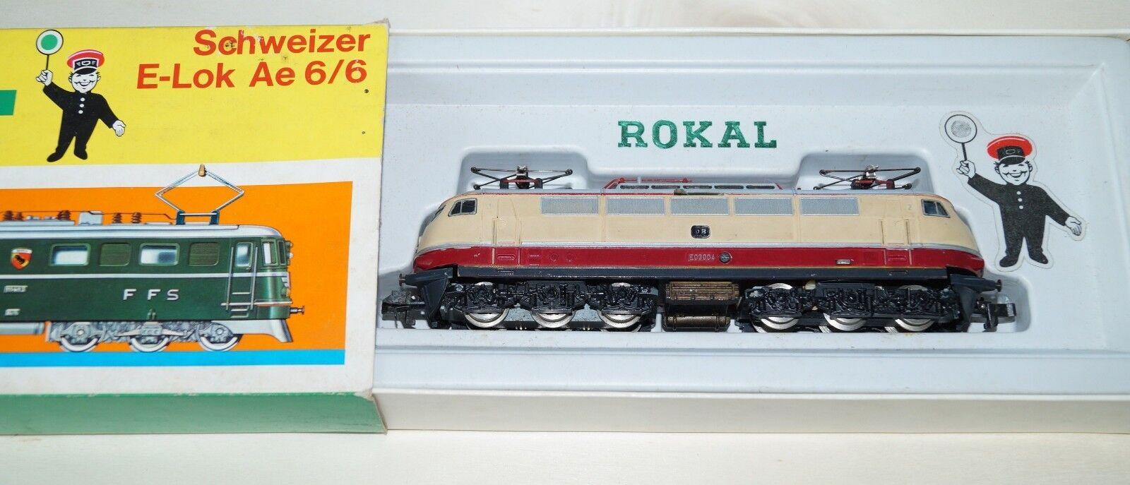 Rokal 01045 ELLOK BR e-03 004 DB, nella sua confezione originale top