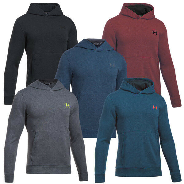 Under Armour Threadborne Fitted Fleece Hoodie Sweatshirt Kapuze Pullover 1306551