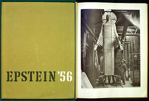 Jacob-Epstein-Epstein-1956-A-Camera-Study-of-the-Sculptor-at-Work-1956-Signed