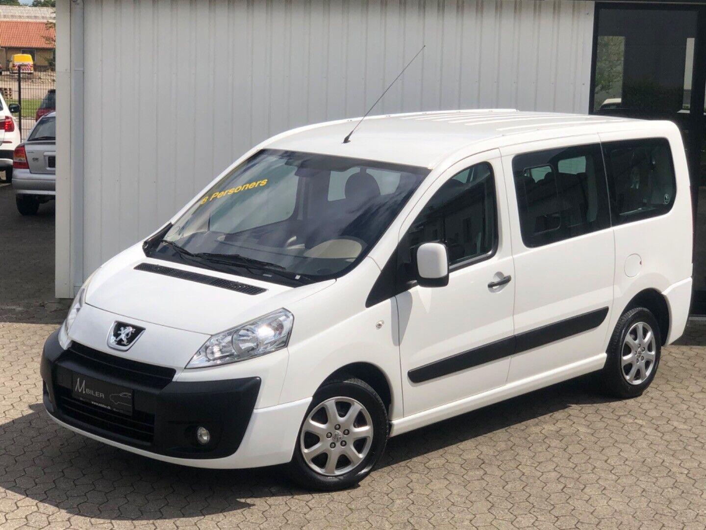 Peugeot Expert Tepee 2,0 HDi 120 Leisure L1 5d