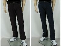 Dockers pants mens 5 pocket straight fit flat front corduroy sizes 32 38 40 NEW