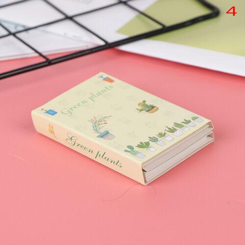 6 Faltnotizblock N-mal Haftnotizen Notizblock Lesezeichen Geschenkpapier PDH