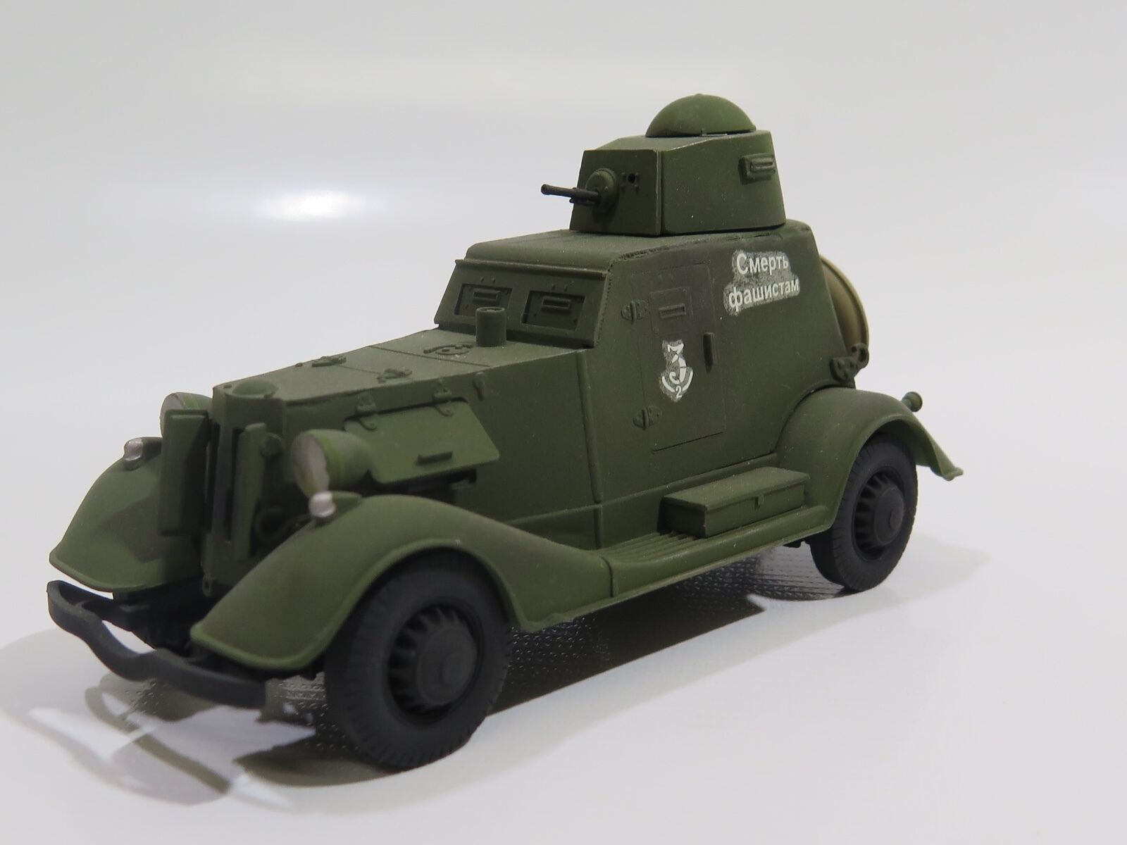 MY2044 - 1 35  PRO BUILT - Plastic Alan Soviet BA-20 Armoruge Ca  obtenir la dernière