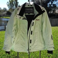 Killtec Level 5 Snow Ski Snowboard Light Green Jacket W/Hood Womens Size 8