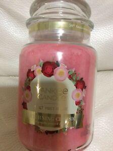 Yankee-Candle-Salt-Mist-Rose-Large-Jar-22oz-Pink-Free-Shipping-Floral-Spring