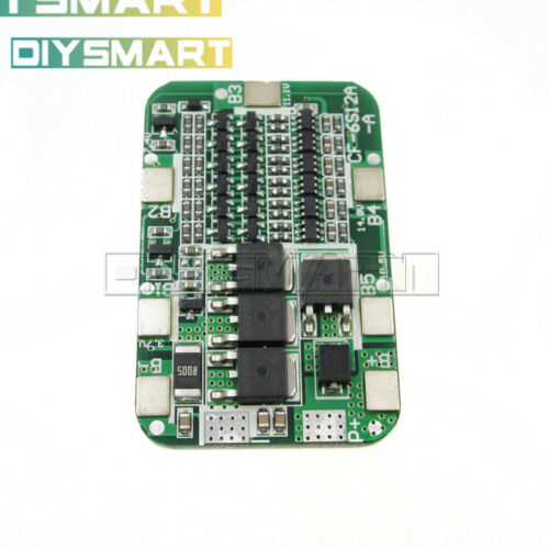 2//3//4//6S Packs BMS PCB Protection Board Li-ion Battery 18650 Charger  B2AD