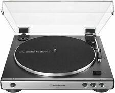 Audio-Technica AT-LP60X Turntable - Gunmetal/Black