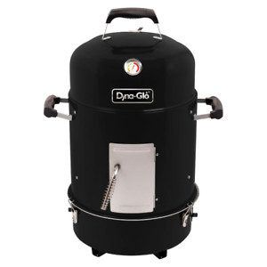 Charcoal Grill Smoker Compact 19 in. Backyard Outdoor Patio Camping BBQ Cooking