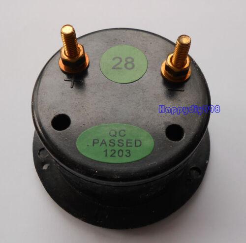 New 52mm SO52 DC200MA panel meter  Audio Hifi diy 1 pc