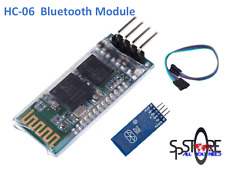 HC-06 Bluetooth Module Wireless Serial 4 Pin RF Transceiver RS232 TTL f. Arduino