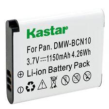 1x Kastar Battery for Panasonic Lumix DMW-BCN10 BCN10E DMC-LF1 DMC-LF1K DMC-LF1W