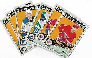 2019-20-O-pee-chee-OPC-hockey-Retro-U-pick-from-list-501-600-SPS-ROOKIES