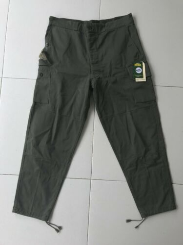 French Vintage Military Pants from the 1960's Mist