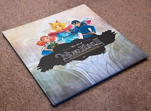 NI-NO-KUNI-II-2-ARTBOOK-COLLECTOR-039-S-BOX-amp-SLEEVE-NEW
