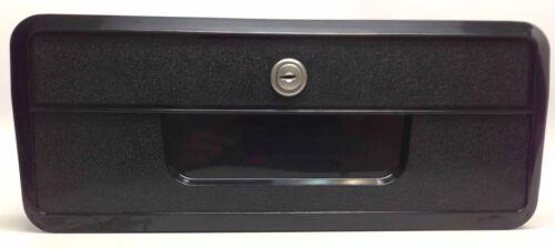 MARINE BOAT ABS LOCKING PLASTIC GLOVE BOX STORAGE COMPARTMENT