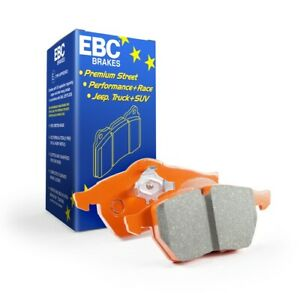 EBC Brakes Extra Duty Front Brake Pads For Dodge 09-17 RAM 2500/3500
