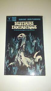 Jean-RAY-Bestiaire-fantastique-Marabout-Poche-N-500-1974