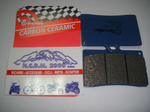 PASTIGLIE FRENO BREMBO ANTERIORE CAGIVA 125 RAPTOR 03 />  07BB1507