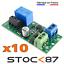5351-Detecteur-de-presence-DCC-par-consommation-de-courant-module-train-HO-N miniatuur 5