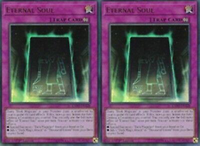 Eternal Soul LEDD-ENA28 Ultra Rare X 2 1st Mint YUGIOH