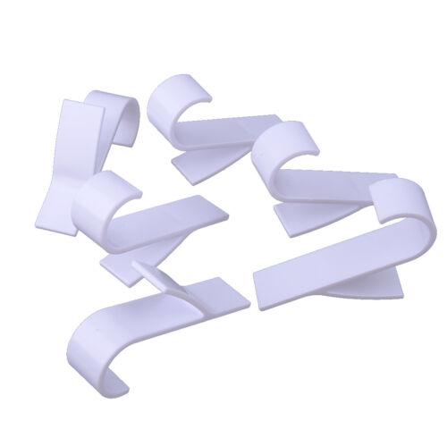 Kleiderbügel 6x Hochwertig Kleiderbügel für Handtuchheizkörper Rohr Haken Halter
