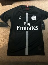 Paris Saint Germain Psg 2018 19 Jordan Nike 3rd Jersey Shirt Men S Sz S For Sale Online Ebay