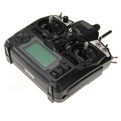 FS-TH9X 2.4GHz 9 Channel LCD Transmitter Receiver System Remote Control