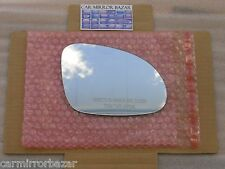BACKPLATE AUDI S6 A6 A6 QUATTRO Passenger Side Right 912RCH HEATED Mirror Glass