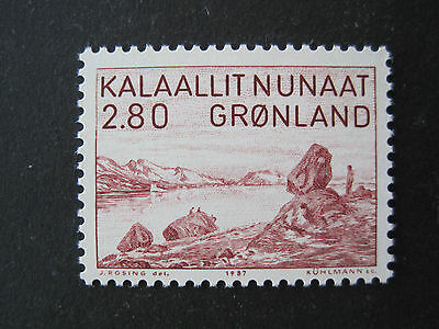 172 Postfrisch** Gelernt Grönland Minr Direktverkaufspreis v 116