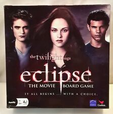 The Twilight Saga Eclipse The Movie Board Game Complete