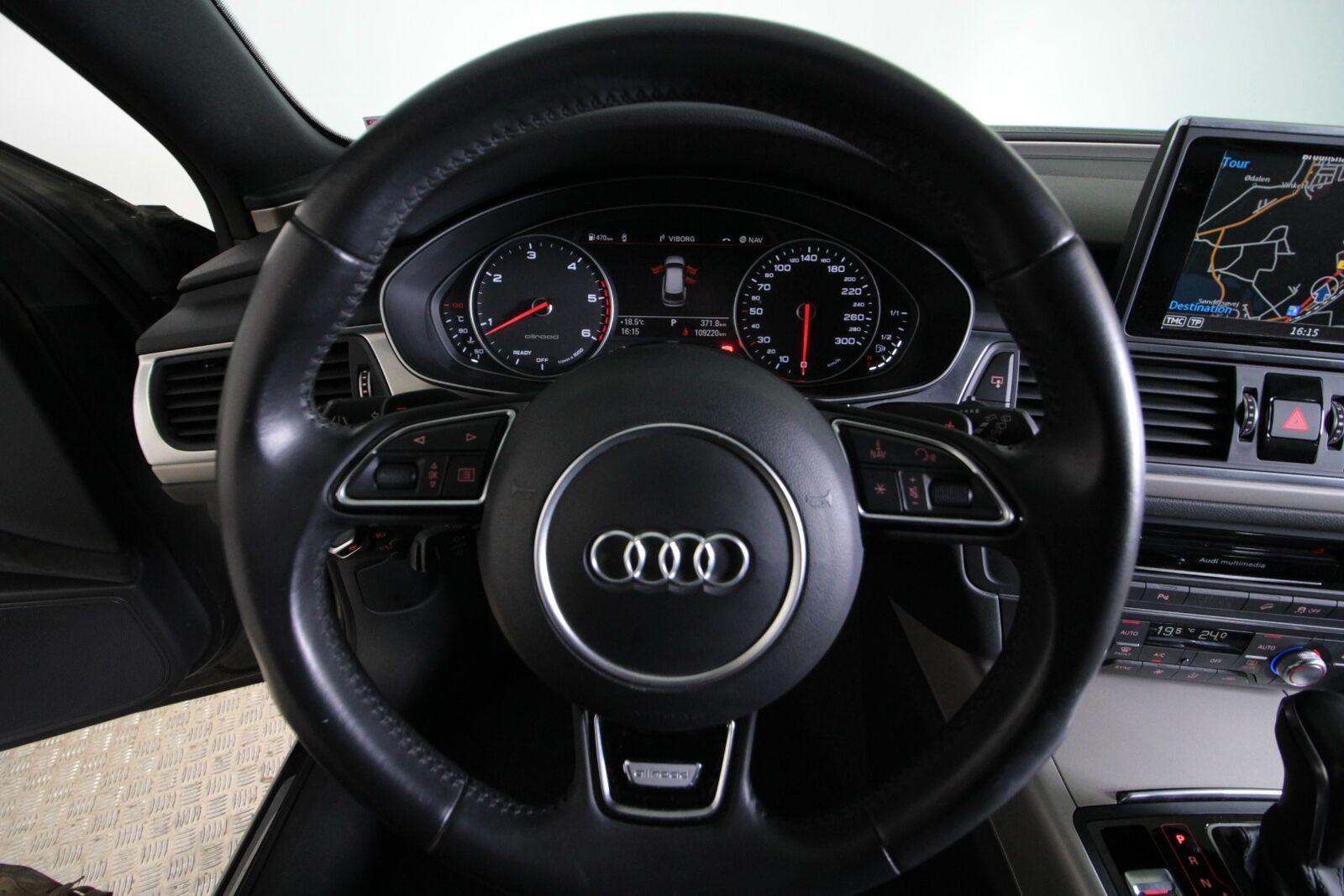 Audi A6 allroad TDi 272 quattro S-tr.