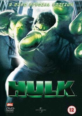 Hulk DVD Eric Bana
