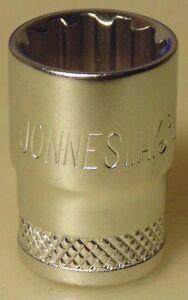 Jonnesway-14mm-Super-Tech-3-8-034-Drive-Socket-for-Nissan-Toyota-Mazda-Ford-Audi-VW