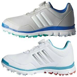 zapatos de golf adidas mujer