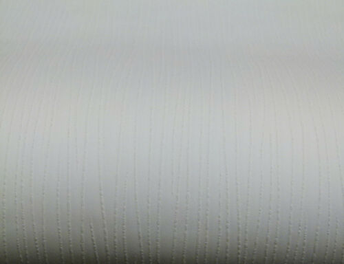 """31681-3 - nappes papier peint grossrolle 15 m /""""Fibre Toile/"""" BLANC RAYURES-structure"""
