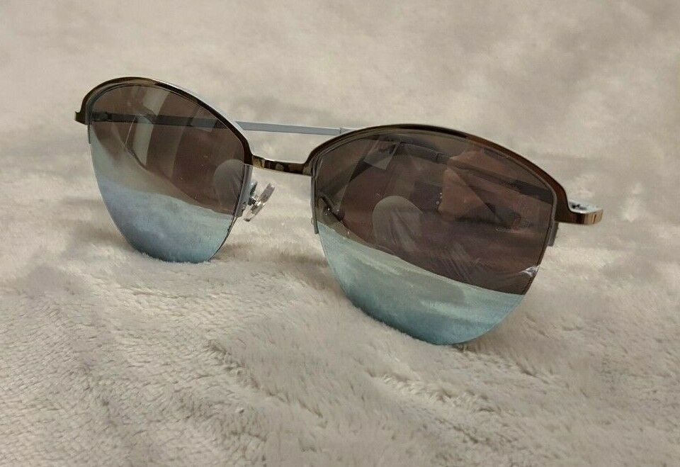 Stylish Wire Frame Sunglasses by Nine West - New - Free Shipping