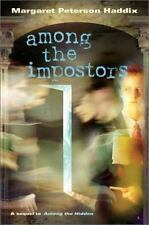 Shadow Children: Among the Impostors 2 by Margaret Peterson Haddix (2001, Hardcover)
