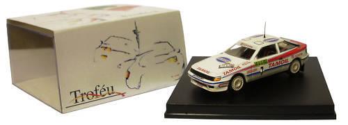 Trofeu 232 TOYOTA CELINE GT4 alsace-vosgues Rally 1992-BURRI scala 1 43