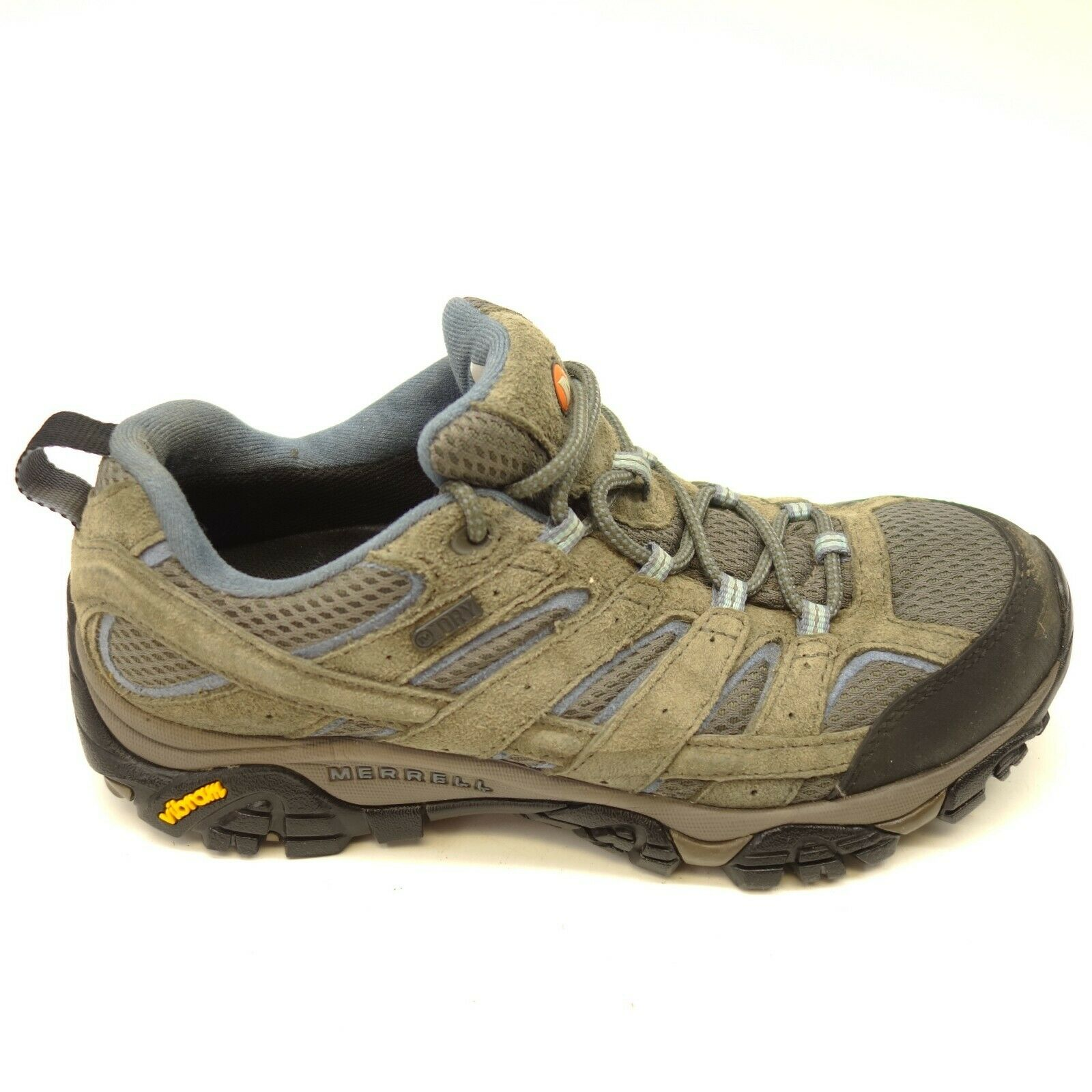 Merrell Moab 2 WP Low US 9 Breathable Hiking Athletic Trail Womens shoes