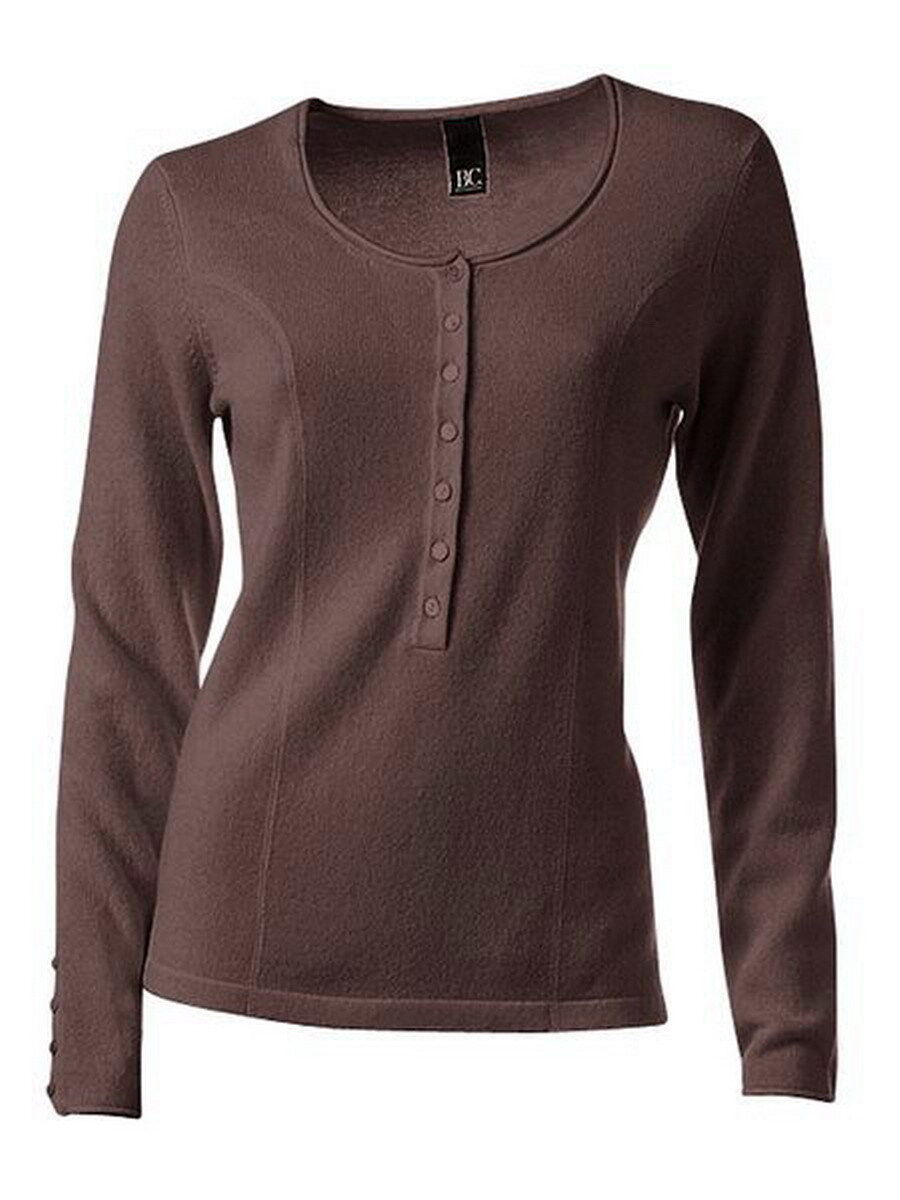 BC-Best Connections pull col rond pull cachemire cashmere taille 38,40,42