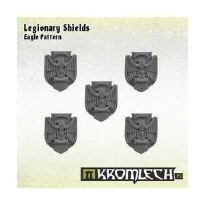 Kromlech BNIB Legionary Eagle Pattern Shelds (5) KRCB132