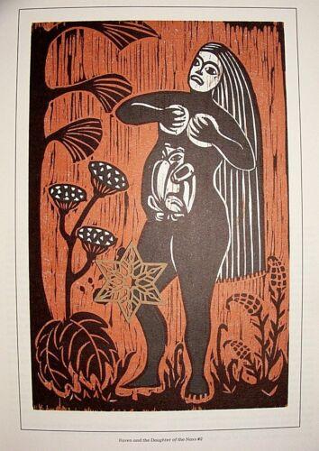"Vintage Art Print Dale DeArmond 8.5/"" x 11/"" ** SEE VARIETY"