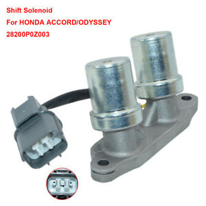 Details about New OEM Transmission Lock up Solenoid 28200P0Z003 for Honda  Accord Odyssey Acura