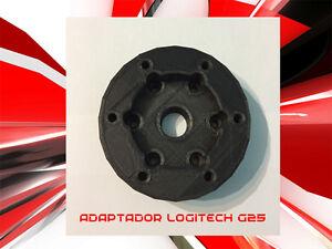 Detalles de adapter steering wheel Pc logitech g25 thrustmaster playseat  fanatec