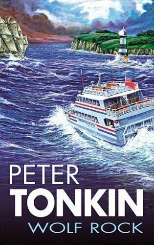 Wolf Rock (Severn House Large Print),Peter Tonkin