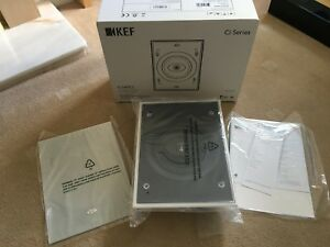 4X-KEF-Ci160CL-Rectangular-Ceiling-or-Wall-Speakers-ATMOS-Boxed-New-Ref-01