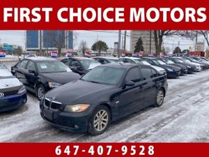 2007 BMW Série 3 328XI ~AUTOMATIC, LOADED, LEATHER, SUNROOF!~