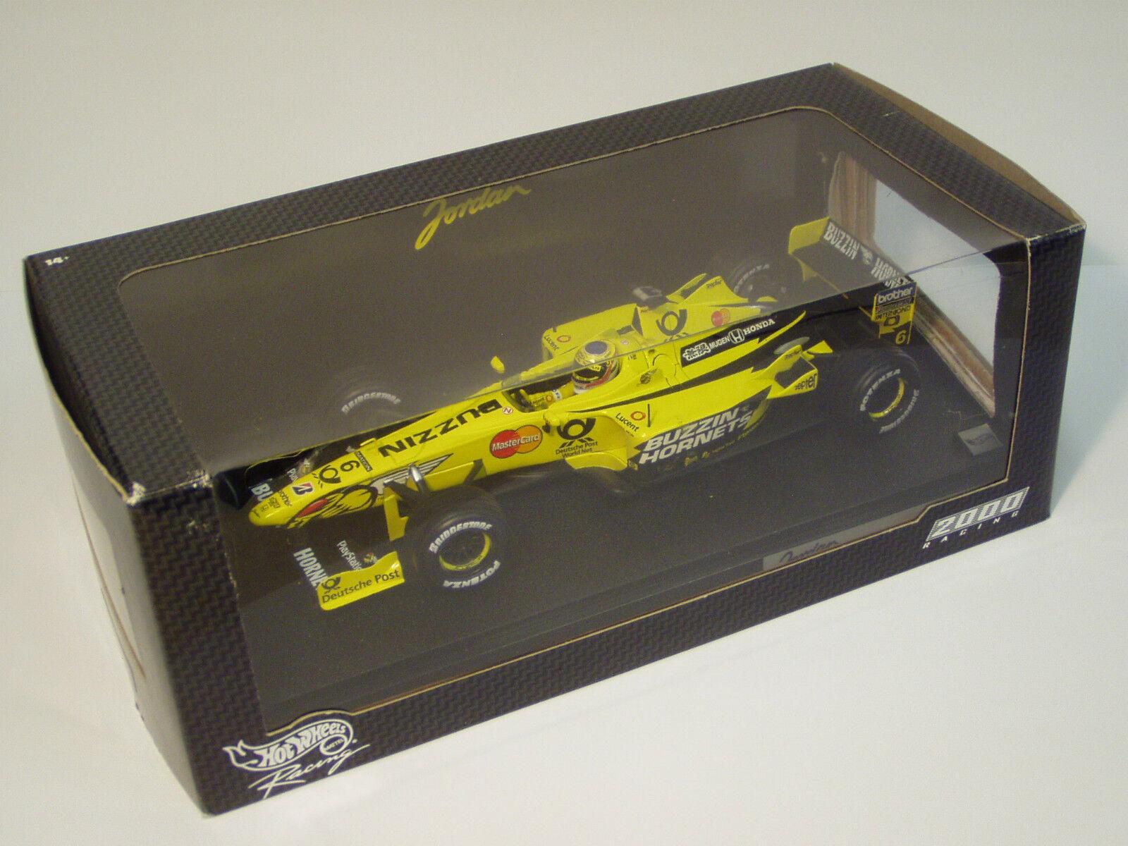 1 18 JORDAN HONDA  EJ10 train Hornets saison 2000 Jarno Trulli  choix à bas prix