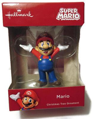 Hallmark Nintendo Super Mario Christmas Tree Ornament NEW ...