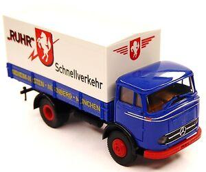 H0 BREKINA MB LP 328 PP Ruhr Schnellverkehr Neheim Hüsten Nürnberg München 48016